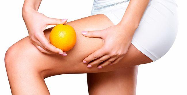 5 formas de como quitar la piel de naranja