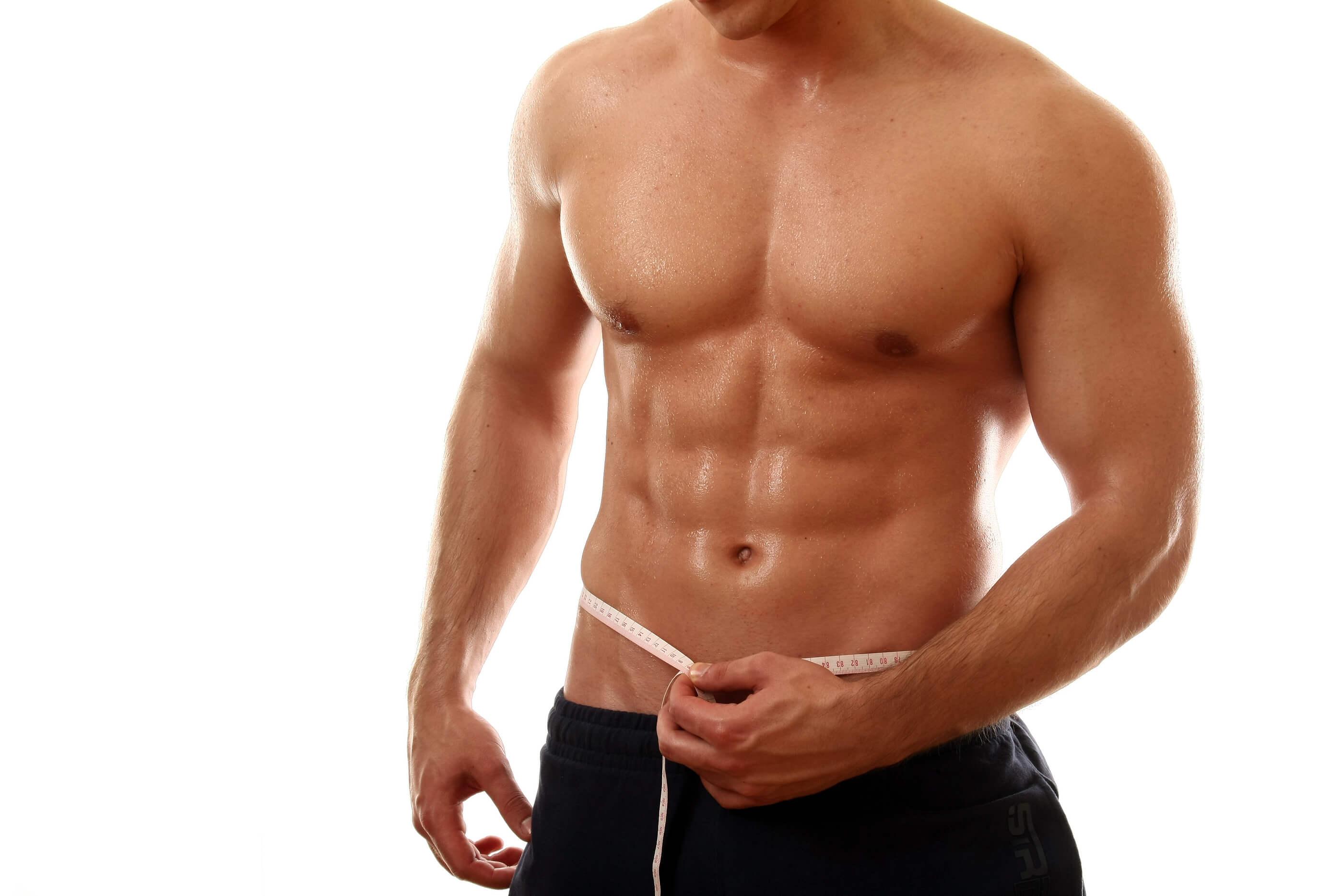 Como obtener un abdomen plano y tonificado