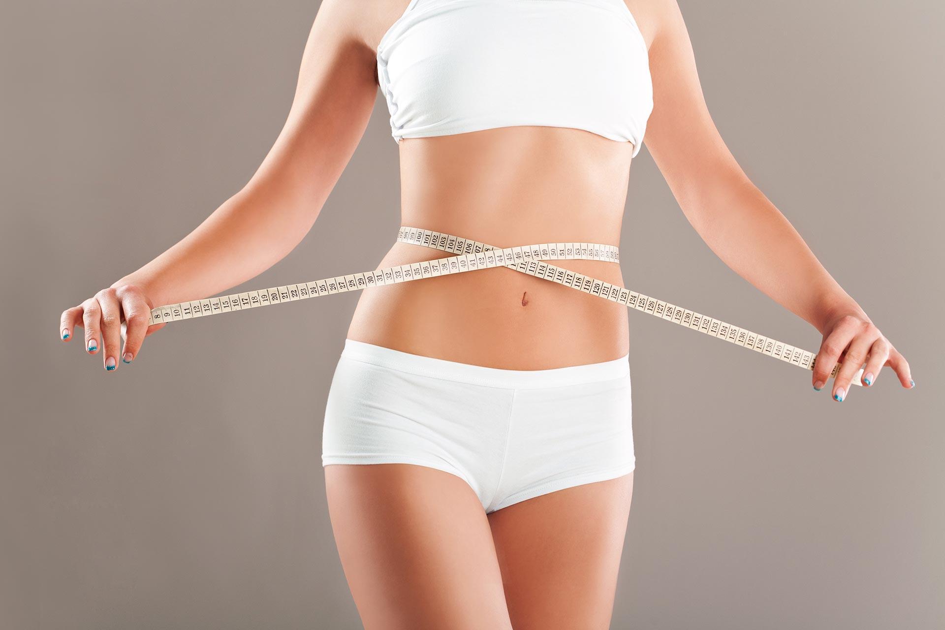 Tonifica tu abdomen con drenaje linfático