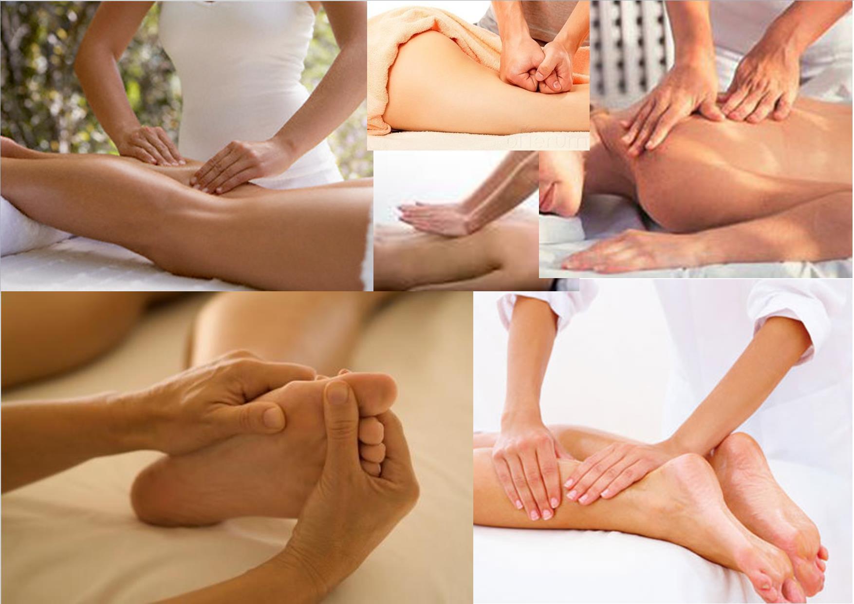 Masaje linfático manual