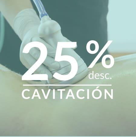 promoción cavitación
