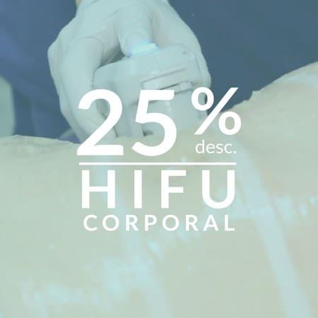 promoción hifu corporal