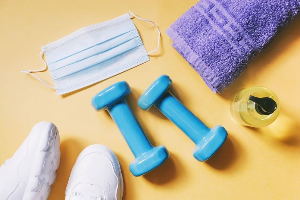 """Consejos para acudir al gym bajo la """"nueva normalidad"""""""