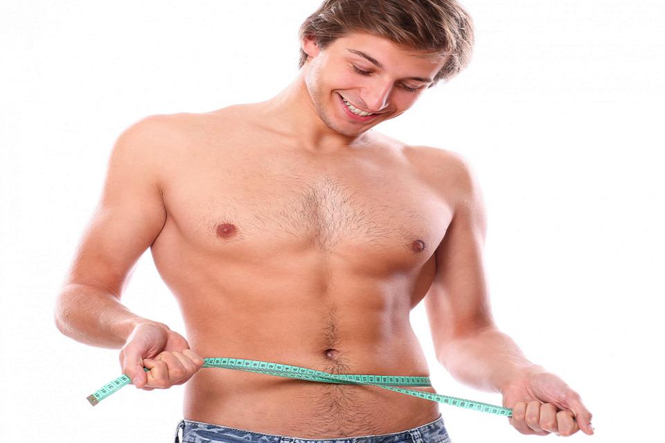 Ejercicios ideales para reducir la cintura en hombres